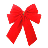 Plastic Outdoor Christmas Giant Butterfly Bow
