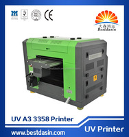 40*60cm NC-DX0406 phone case printer,A2 size UV Flatbed Printer,UV printer with VERY low cost