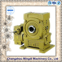 WPX Series Worm agriculture Gear box Reducer Transmission Gearbox Parts Electric Motor for elevators service tool