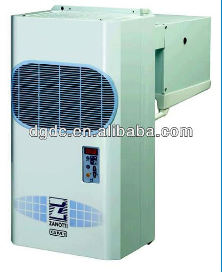 Uniblock refrgeration condenser unit for cold room use