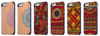 Colored wooden Phone case for phone 6/6s,charming phone case