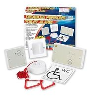 TC386 - C-TEC NC951 DISABLED PERSONS TOILET ALARM KIT EMERGENCY CARE ASSISTANCE