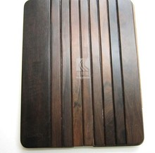 Original back and cover wooden case for Ipad,Wooden curtain