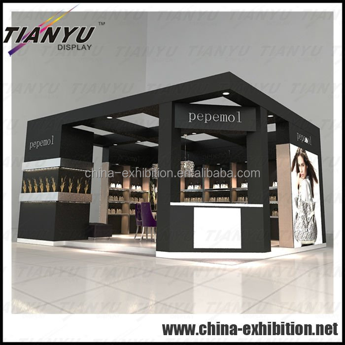 hina indoor or outdoor trade show exhibition booth