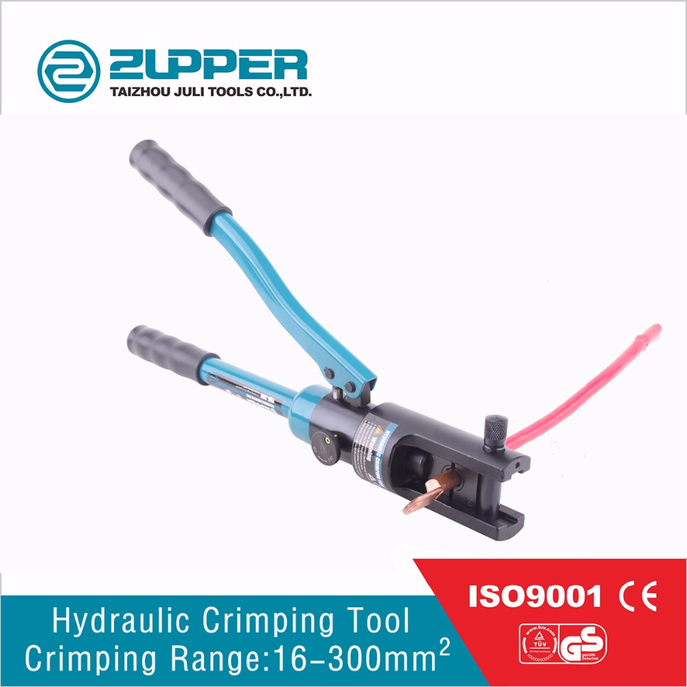YQK-300 aluminum and copper crimping tool 16-300mm2