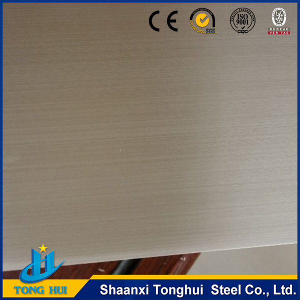Cheap hairline Finish 1.4509 Stainless Steel Sheet