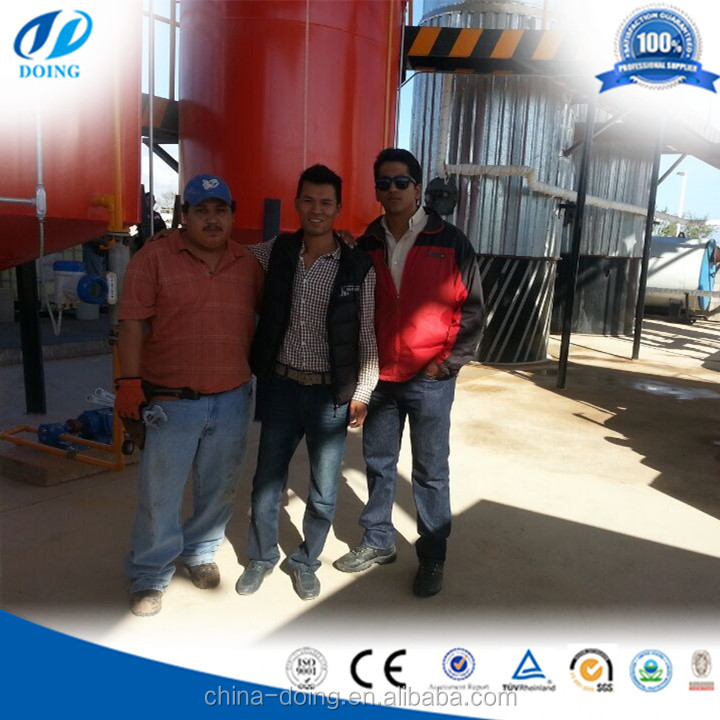 waste oil recycling machine waste lubricant oil recycling waste oil recycling plant