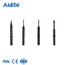 Best Selling dental steel burs sintered diamond bur for CAD CAM milling machine