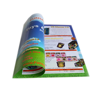 China Printing services high quality cheap travel brochure