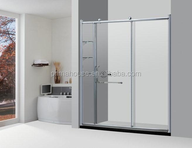 Shower Screens For Corner Baths wholesale framed shower screen - online buy best framed shower
