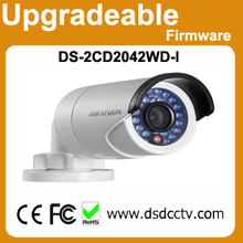 In Stock DS-2CD2042WD-I Hikvision CCTV IP Camera 4MP High Resolution IR Bullet Network Camera
