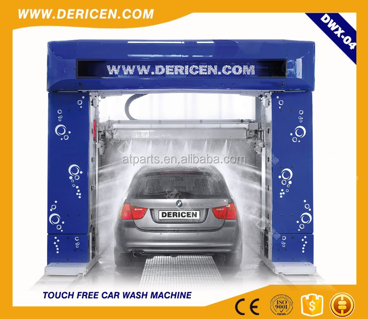 touch free automatic car wash machine with high quality