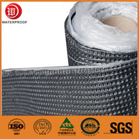 bitumen mat asphalt-saturated organic waterproof roofing felt membrane