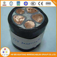 Low voltage cable 2 core 3 core 4 core power cable N2XY cable
