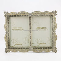 latest model spectacle frame photo frame for funer decor poly photo frame
