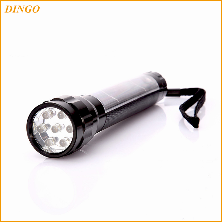 Cheap 3led plastic led flashlight, dry battery powered plastic torch,colorful plastic flashlight torch