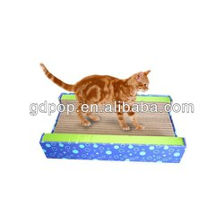Easy to place and Ideal for lounging cat scratcher