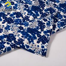Made in china high quality jersey printed fabric 100% cotton