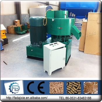 FD series FAda 90KW 1.5-2T/H wood pellet manufacturing equipment