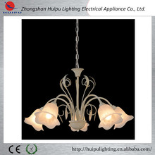 Classical chandelier light fixture