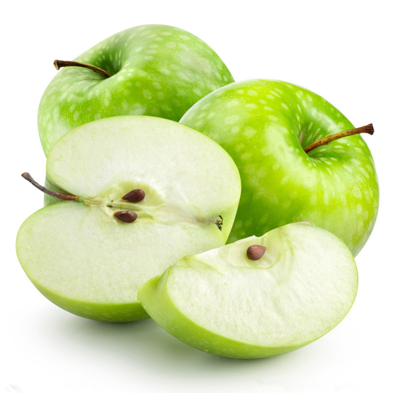 Fresh green apple prices