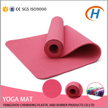 High Quality Gym Sports Rounded Corner Yoga Mat