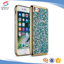 Promotional crystal diamond bling for iphone 7 case
