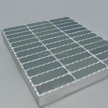 Manufacturers direct sales low price high-strength cross-grid galvanized steel grating