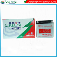 12V 9Ah Deep motorcycle accessories agm battery