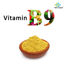 China factory supply 59-30-3 GMP/DMF Folic Acid VITAMIN B9
