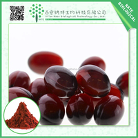 Haematococcus Pluvialis Extract Natural Astaxanthin 2% 3%water soluble astaxanthin powder