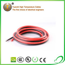 Super Flexible Silicone Rubber Insulated High Voltage Cable for Industrial Application