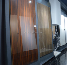 High glossy uv mdf board with standard size mdf board (4*8ft)