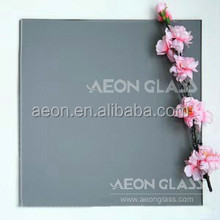 CE Certificate Dark Grey and Euro Grey 3-12mm Grey Tinted Float Glass