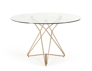 Simple design of household tempered glass table top