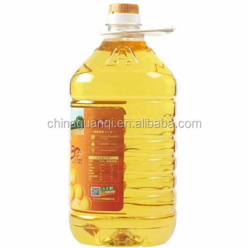 5L bottle packing soybean oil