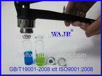 AJRC20 Manual Crimpers Hand Crimper Teflon Coating septa
