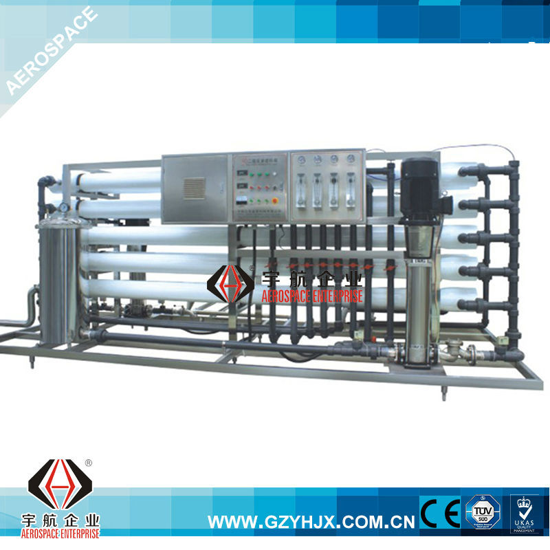 3000L/H Two Grades Reverse Osmosis Water Treatment machines