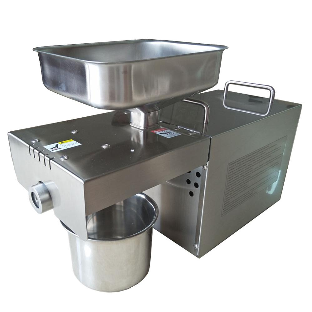 automatic castor oil extraction machine