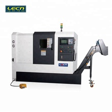 500mm workpiece length CNC lathe machine NL362 with precision turret