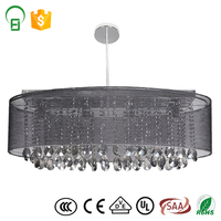 Good quality best selling decorative crystal church chandelier pendant lamp