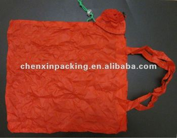 promotional polyester foldable bag