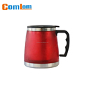 CL1C-EA14 comlom 14oz Heated Mug Tech Tool Stainless Steel Travel Electric Cup Vacuum Thermos