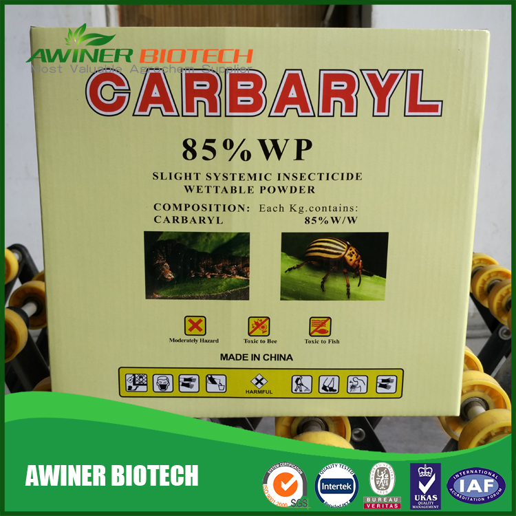 85% Wp Carbaryl Insecticide For Pest Control soybean pod borer
