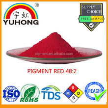 Organic Pigment Powder Manufacture Pigment Red 48:2 for plastic and NC ink