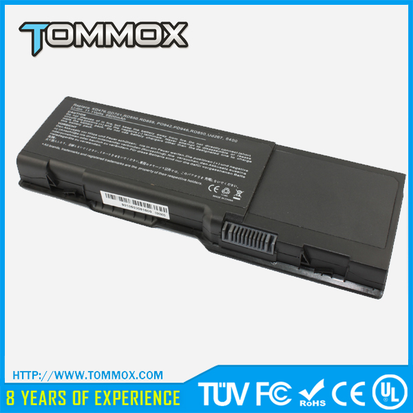 Generic 4800mAh 6 Cells Laptop Battery for D E6400 E6500 M2400 M4400 M6400