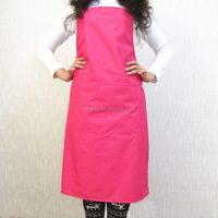 Made in China High quality cheap kitchen apron promotion cooking apron wholesale bib apron