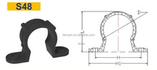 PVC Pipe Clip ASTM SCH 80 TY Factory price Manufacturer good quality PVC Fitting UPVC Rubber Joint for Water Supply