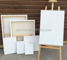wholesale popular suit stretched blank canvas for oil painting