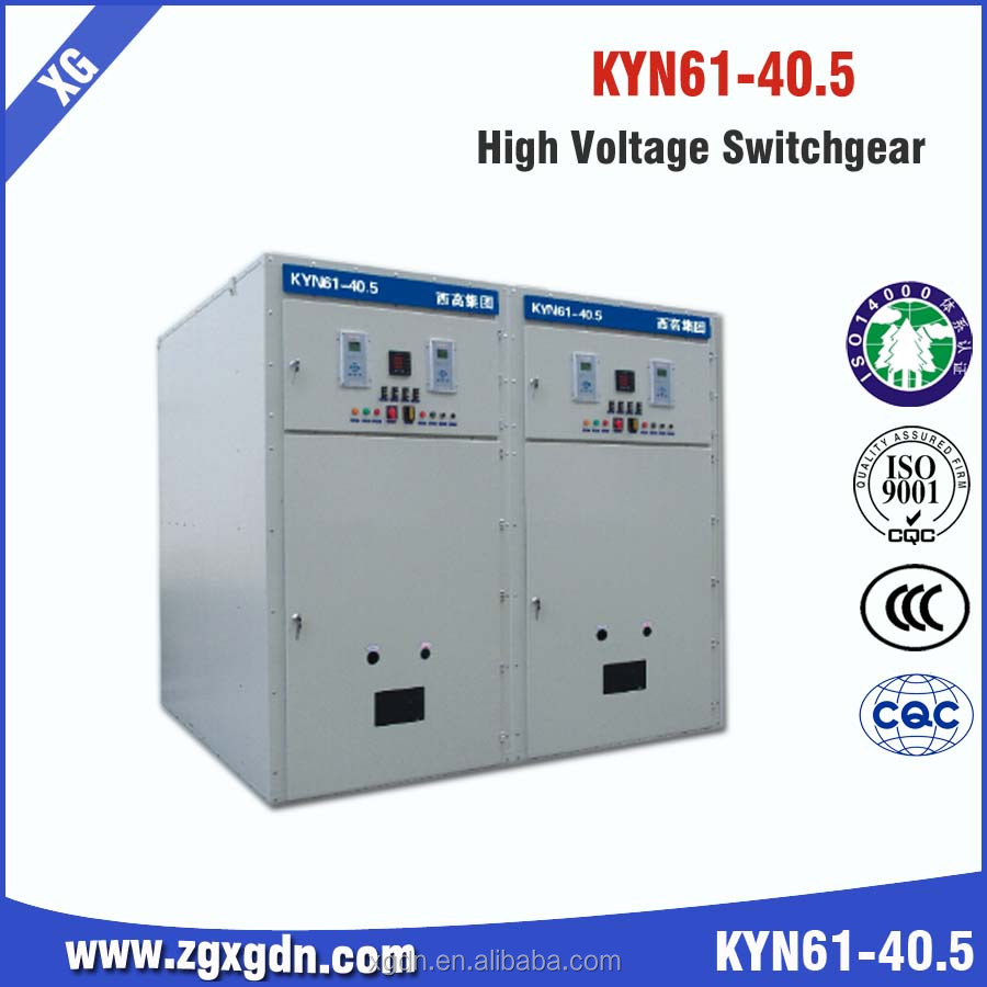 High Voltage Movable Switch Cabinet